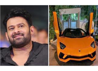 Prabhas buys a swanky car
