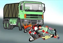 एकाचवेळी घरातून मायलेकाची अंत्ययात्रा, मुलाला शाळेत घेवून जाताना झाला अपघात