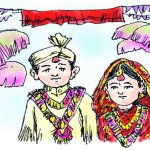 करोनामुळे हाताले काम नाही, म्हणून मुलींचे लग्न लावून देणे हाच पर्याय