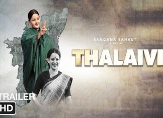 'Thalaivi' trailer
