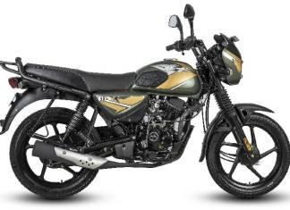 Bajaj Auto launches