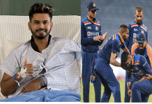 IPL 2021 Injured