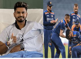 IPL 2021 Injured