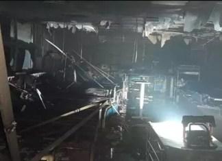 विरारच्या विजय वल्लभ कोविड रुग्णालयात भीषण आग, १३ रुग्णांचा होरपळून मृत्यू
