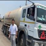 First trip of 16-tonne Oxygen Tanker reaches Nagpur