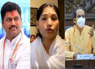 Dhananjay Munde's second wife discloses minister's wealth, shares video