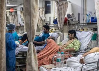 Coronavirus: India records 3.11 lakh fresh cases of COVID-19