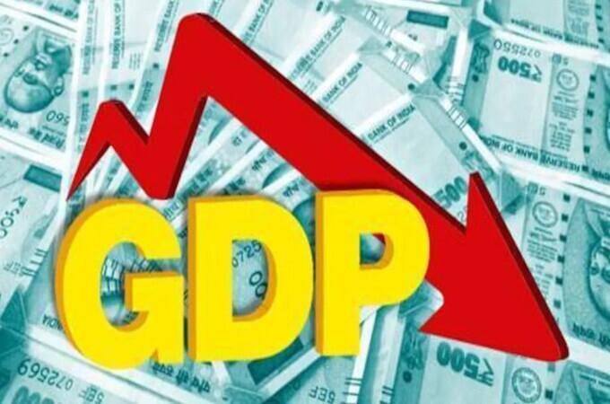 कोरोनाच्या पार्श्वभूमीवर जीडीपी दर दहा टक्क्यांच्याही खाली येण्याचा अंदाज
