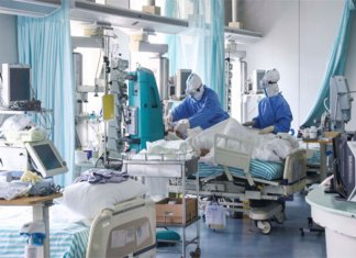 Private hospitals wish to stop treating Covid-19 patients...
