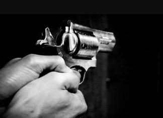 शारिरीक संबंध ठेवण्यास नकार दिल्यानं नाराज पतीनं केली पत्नीची गोळी झाडून हत्या; ३ मुलांना कालव्यात फेकलं