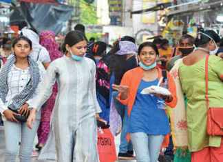 50% People Do Not Wear Masks: Health Ministry Cites Study