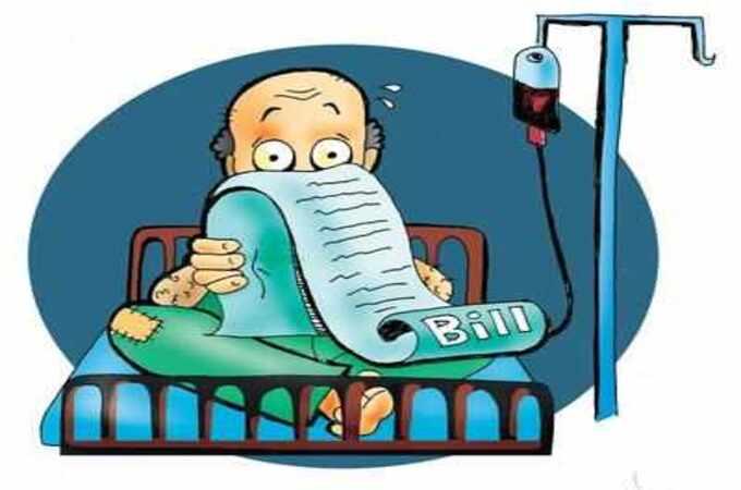 बिल न भरल्यामुळे कोरोना रुग्णाचे व्हेंटिलेटर काढले, रुग्णानं गमावला जीव, मनुष्यवधाच्या याचिकेवर आज सुनावणी