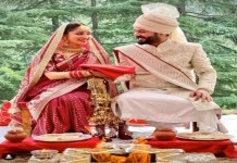 Yami Gautam announced her wedding to Aditya Dhar; Check wedding photos