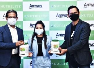 Anshu Budhraja, CEO Amway India,