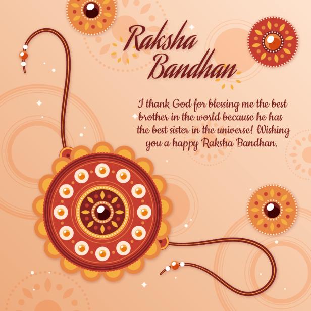 Happy Rakshabandhan 2021