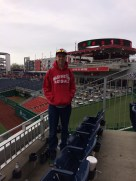 Standing in Centerfield