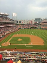 Washington Nationals vs. Arizona Diamondbacks 9-21-14 (Photo by Paul Fritschner)