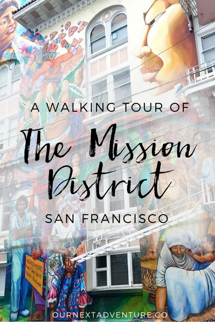 A self-guided walking tour of San Francisco's Mission District #sanfrancisco #themission #california #unitedstates #familytravel #travelwithkids // Family Travel | Travel with Kids | Vacation Ideas | Hidden Gems | Off the Beaten Path | Best Alternative Neighborhoods in SF | USA Travel | Best Cities in California | Family Trip to San Francisco | Top Places in California | Best Things to Do in San Francisco | Free Walking Tour | Where to Eat in SF | Family-Friendly Itinerary