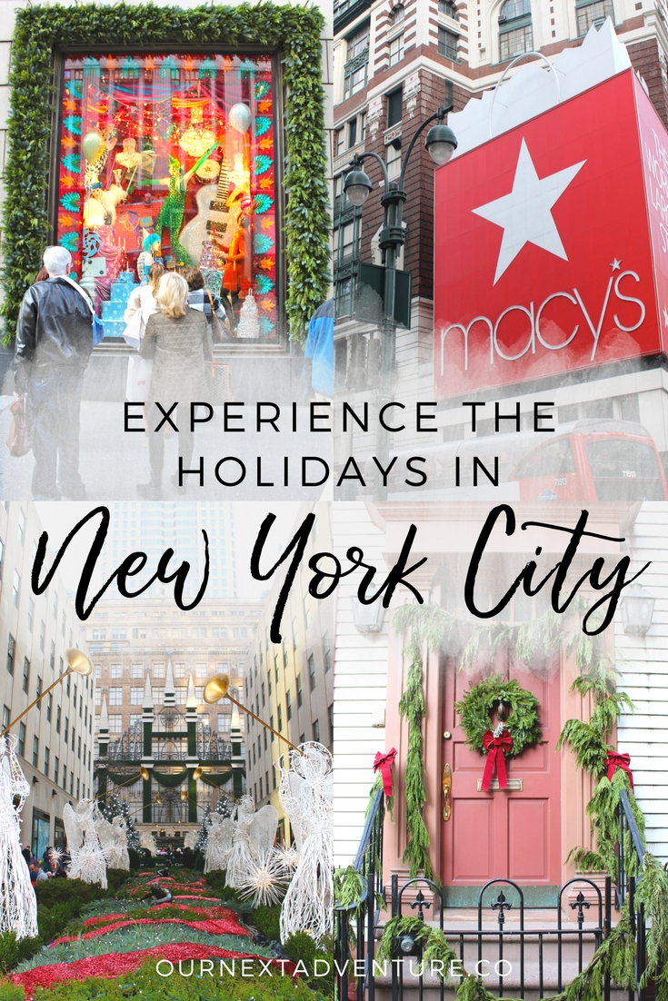 New York City for the Holidays | Our Next Adventure