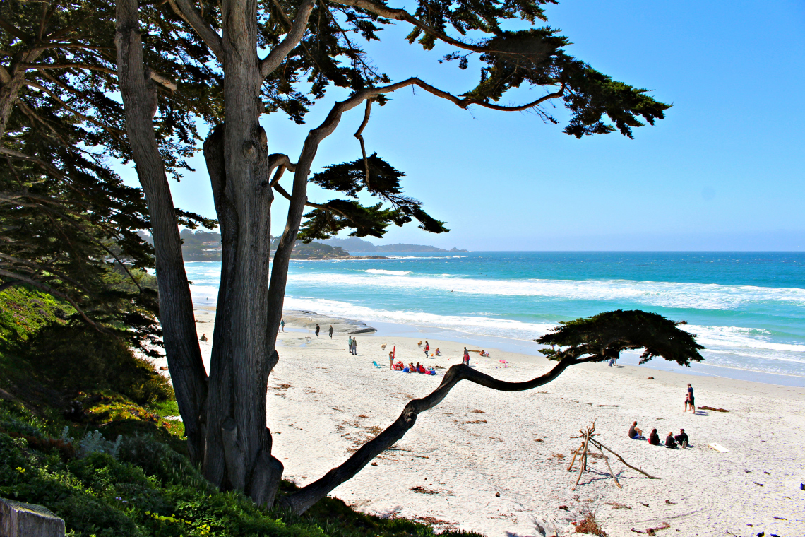 A Beach Day in {Carmel-by-the-Sea}: Enjoying California's European village with kids | ournextadventure.co