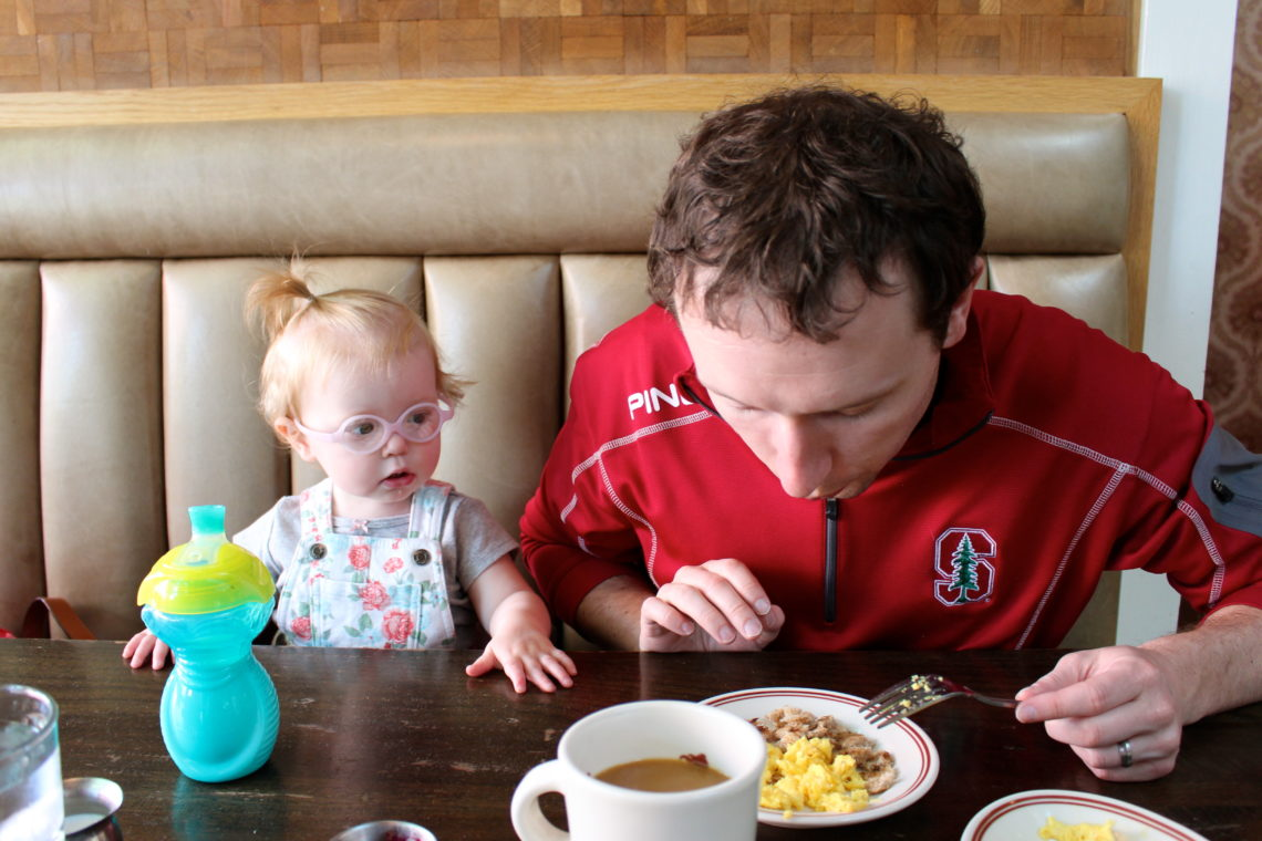 Eating Well in Chicago with a Baby: a round up of where we ate with our tiny traveler | ournextadventure.co