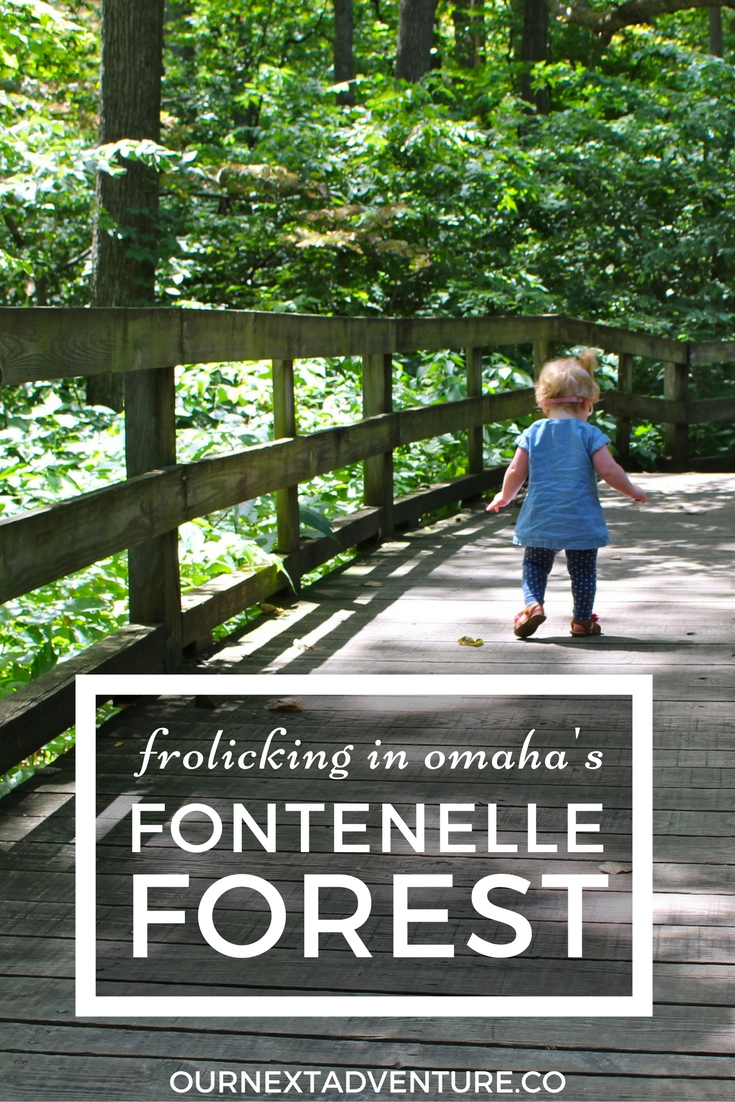 Frolicking in the Fontenelle Forest: a hidden gem in Omaha's own backyard // Family Travel | Travel with Kids | Midwest Travel | Nature Center | Omaha Day Trip | Nebraska | Hiking | Outdoors