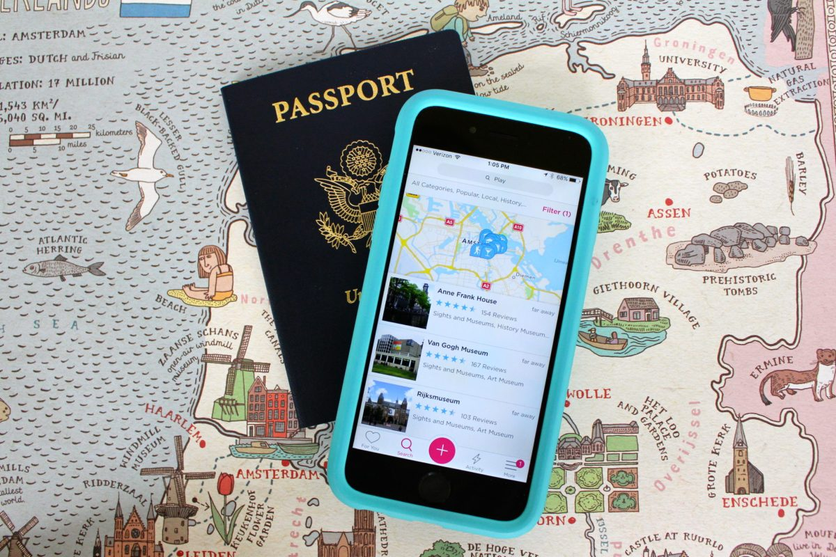6 of the best travel apps for inspiration and help planning your next trip. #familytravel #travelresources // Family Travel | Travel with Kids | Trip Planning Resources | Travel Apps | Travel Guides | What to Do | Where to Eat | Family Vacation Ideas | Best Trips with Kids