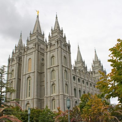 Seeing the best of Salt Lake City, Utah in one day. #slc #utah #familytravel // Family Travel | Travel with Kids | SLC | Salt Lake City | US Travel | USA | United States | Utah Cities | Temple Square | This Is the Place Heritage Park