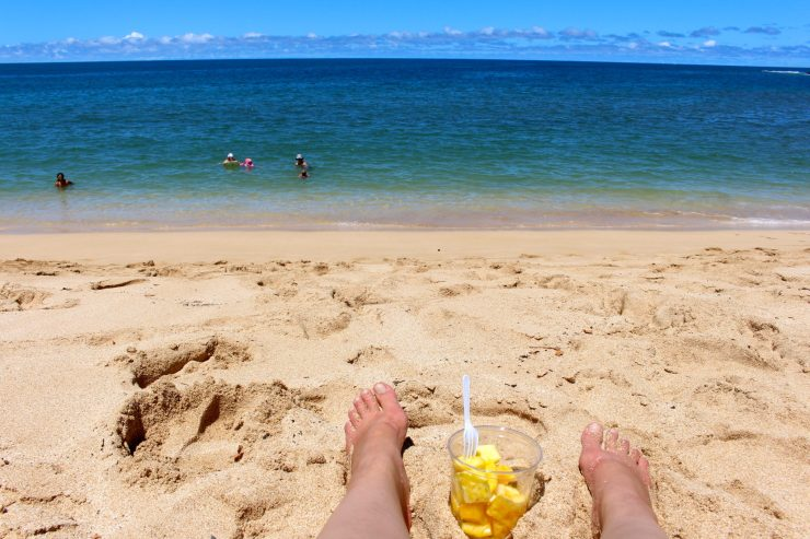 A guide to where to eat, stay and explore on Oahu's North Shore. #hawaii #familytravel // Family Travel | Travel with Kids | Hawaii | Best Hawaiian Islands for Families | US Travel | USA | United States | Beach Vacation | Honolulu | Family Friendly | Hidden Gems
