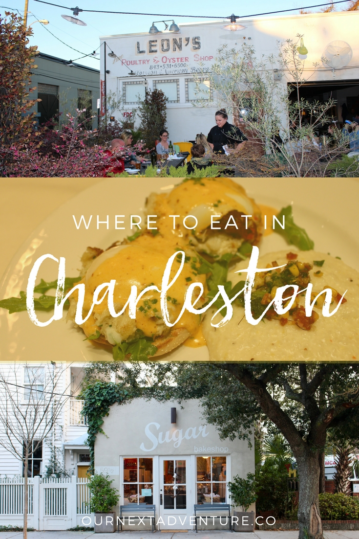 Where to find the best food in Charleston (kid-friendly too!) // Where to Eat | Family Travel | Vacation Ideas