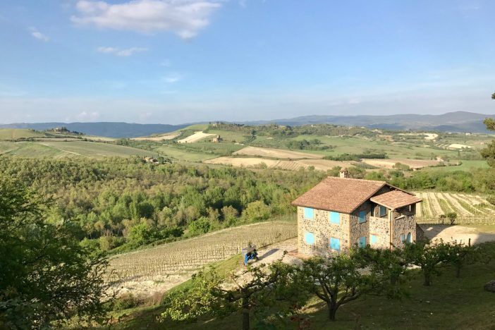 A quiet countryside farmhouse brings charm and unmatched hospitality to your next family trip. // Family Travel   Italy Road Trip   Orvieto   Umbria