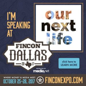 Ms. ONL speaking at FinCon17