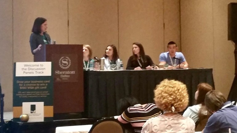 FinCon Expo 2017, #fincon17, Broadening your audience panel