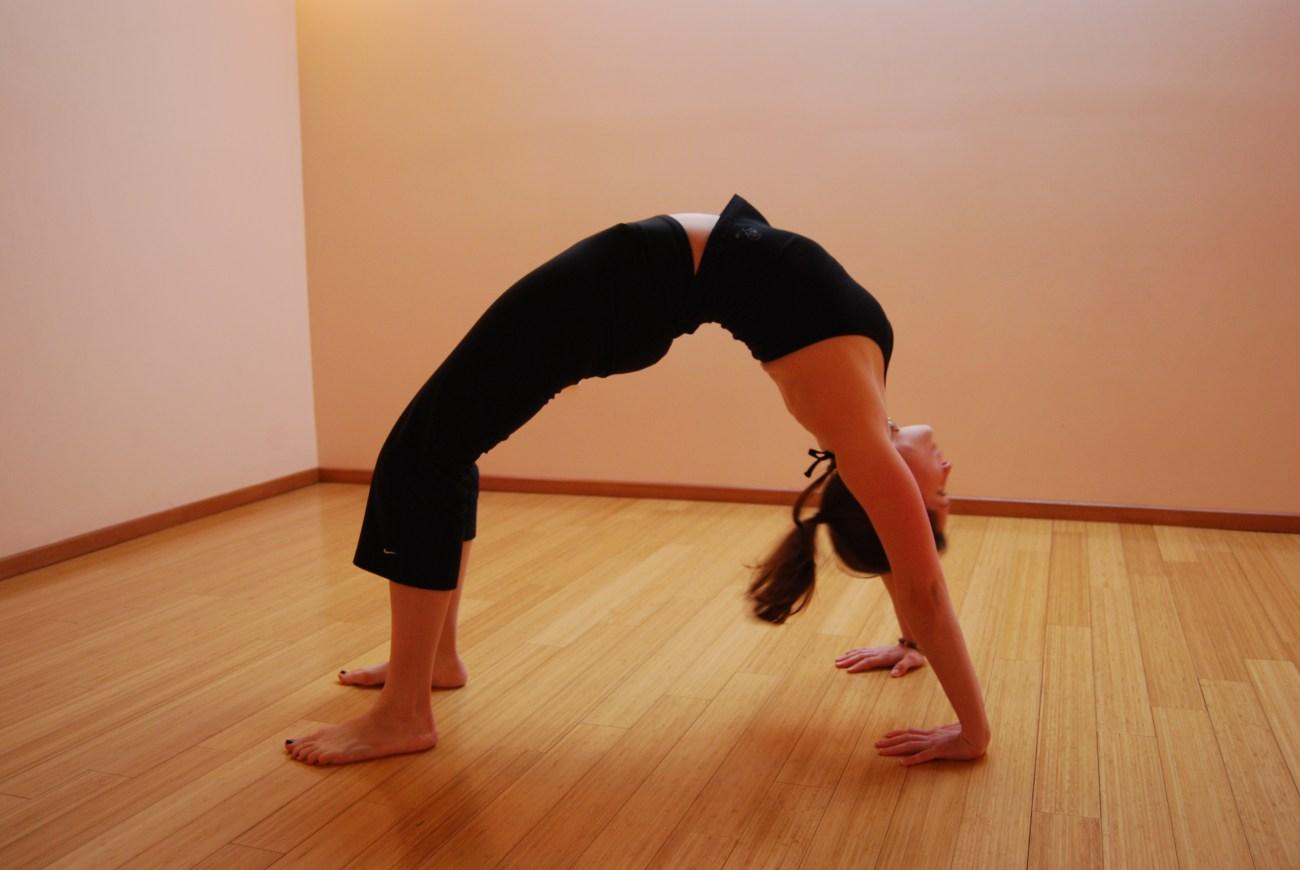 Tanja Hester yoga