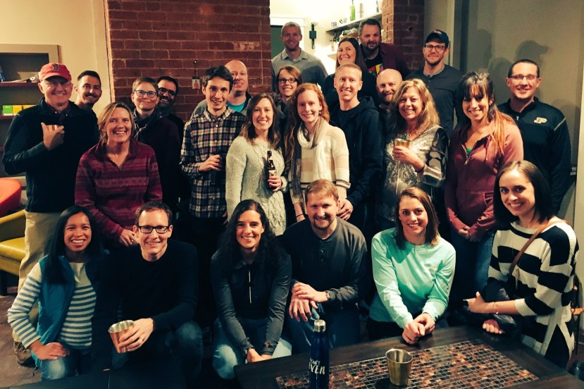 Our Next Life financial independence meetup in Longmont, Colorado, December 2017