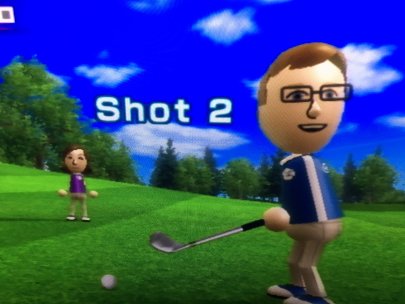 Mark as Mii
