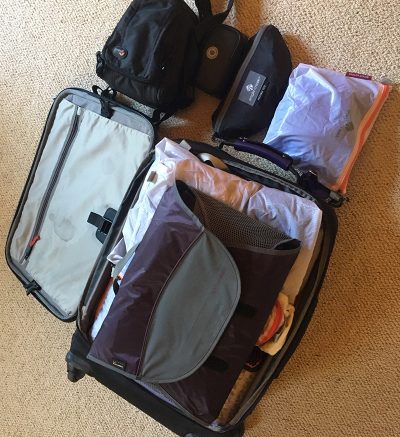 b0cf88965468 A Million Mile Flyer s Tips for Carry-On Travel