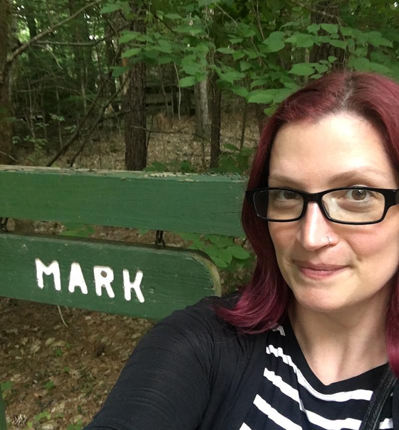 Cabin-named-Mark