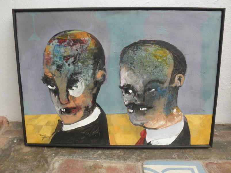 Militantes Painting
