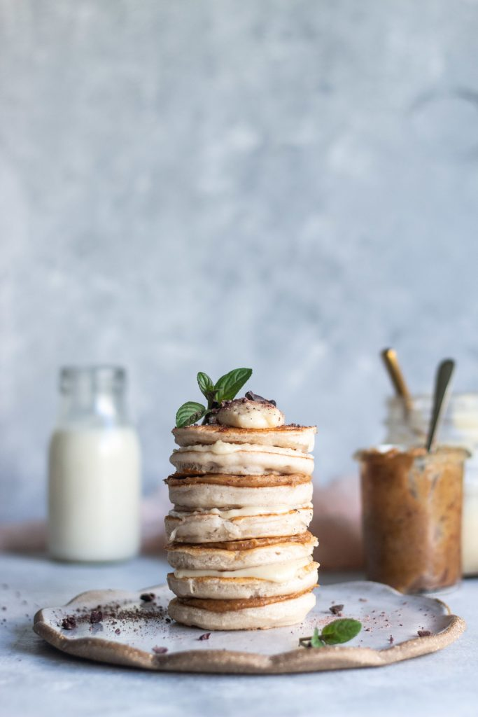 egg free, gluten free pancakes, vegan pancakes, buckwheat pancakes, pancakes, breakfast recipes, gluten free breakfast recipes, dairy free breakfast recipes, dairy free