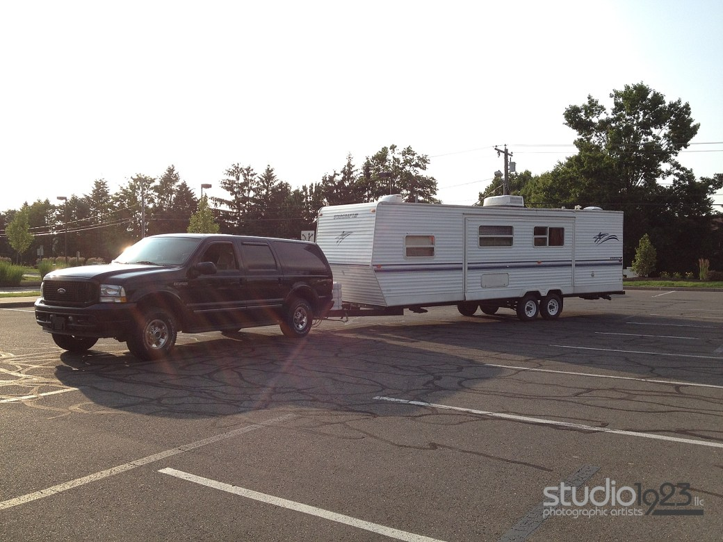 Our First Travel Trailer RV