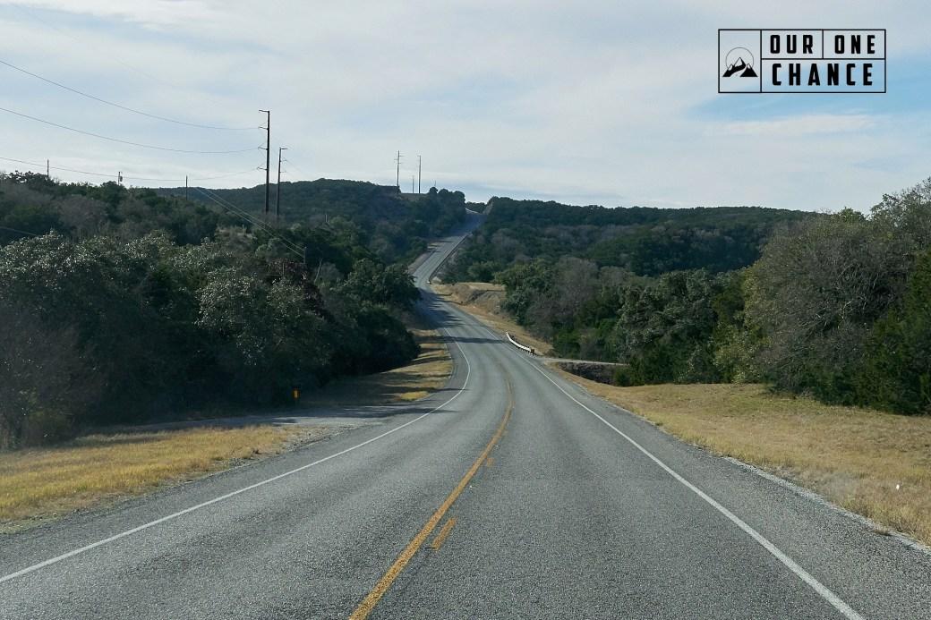 Bandera Texas Medina Lake RV Travel 0020