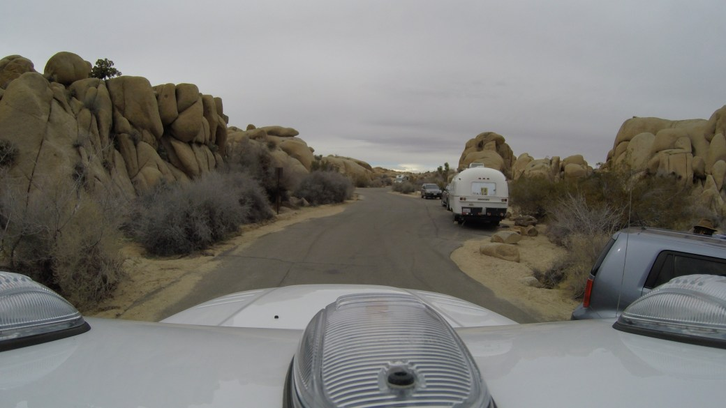 Joshua Tree National Park Campground