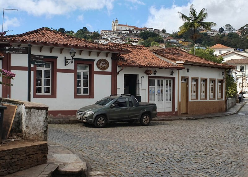 POUSADA DO OUVIDOR
