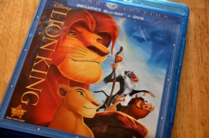 the lion king blu ray 2011