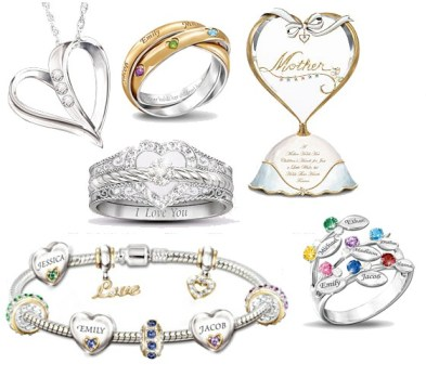 Mothers Day Gifts Ideas jewelry