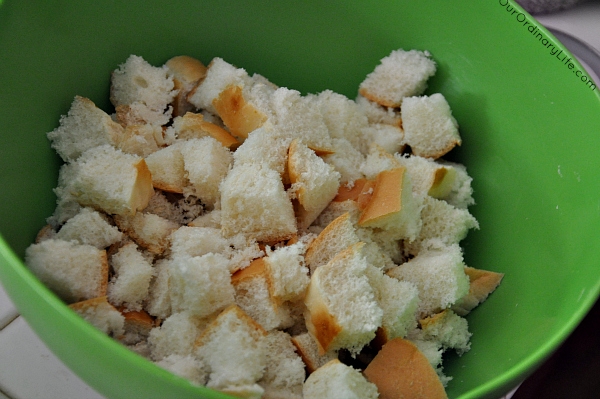 bread crumbs from leftover breads