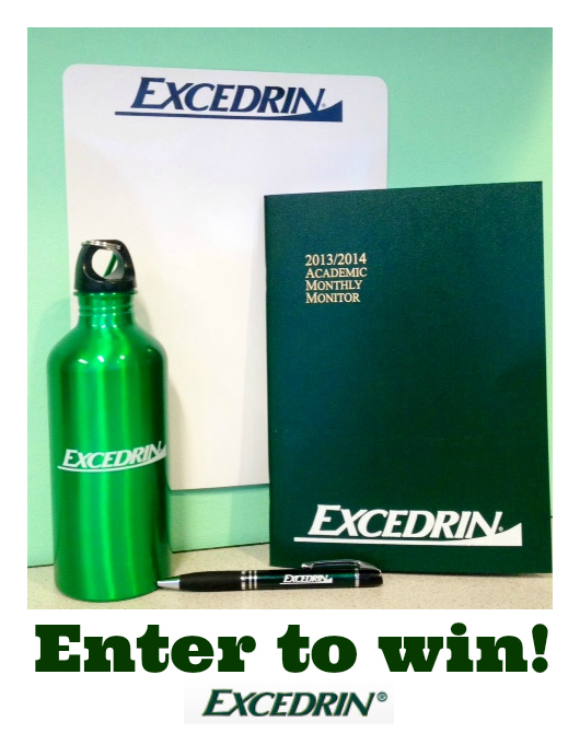 excedrin giveaway