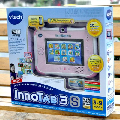 Holiday Gift Ideas: InnoTab 3S Premium Kid Connect Upgrade – Giveaway