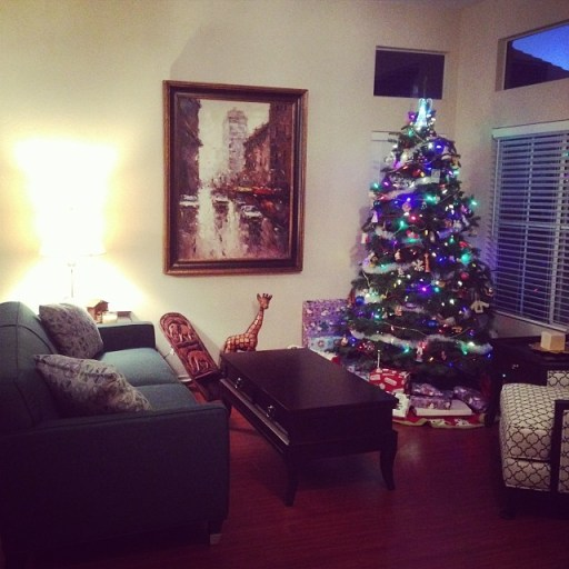 our living room
